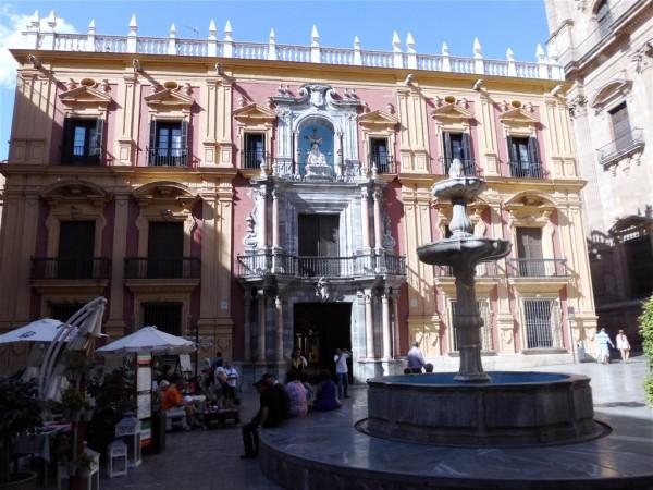Malaga Altstadt